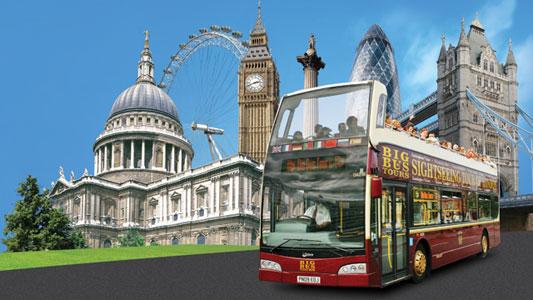 Tour in autobus a Londra
