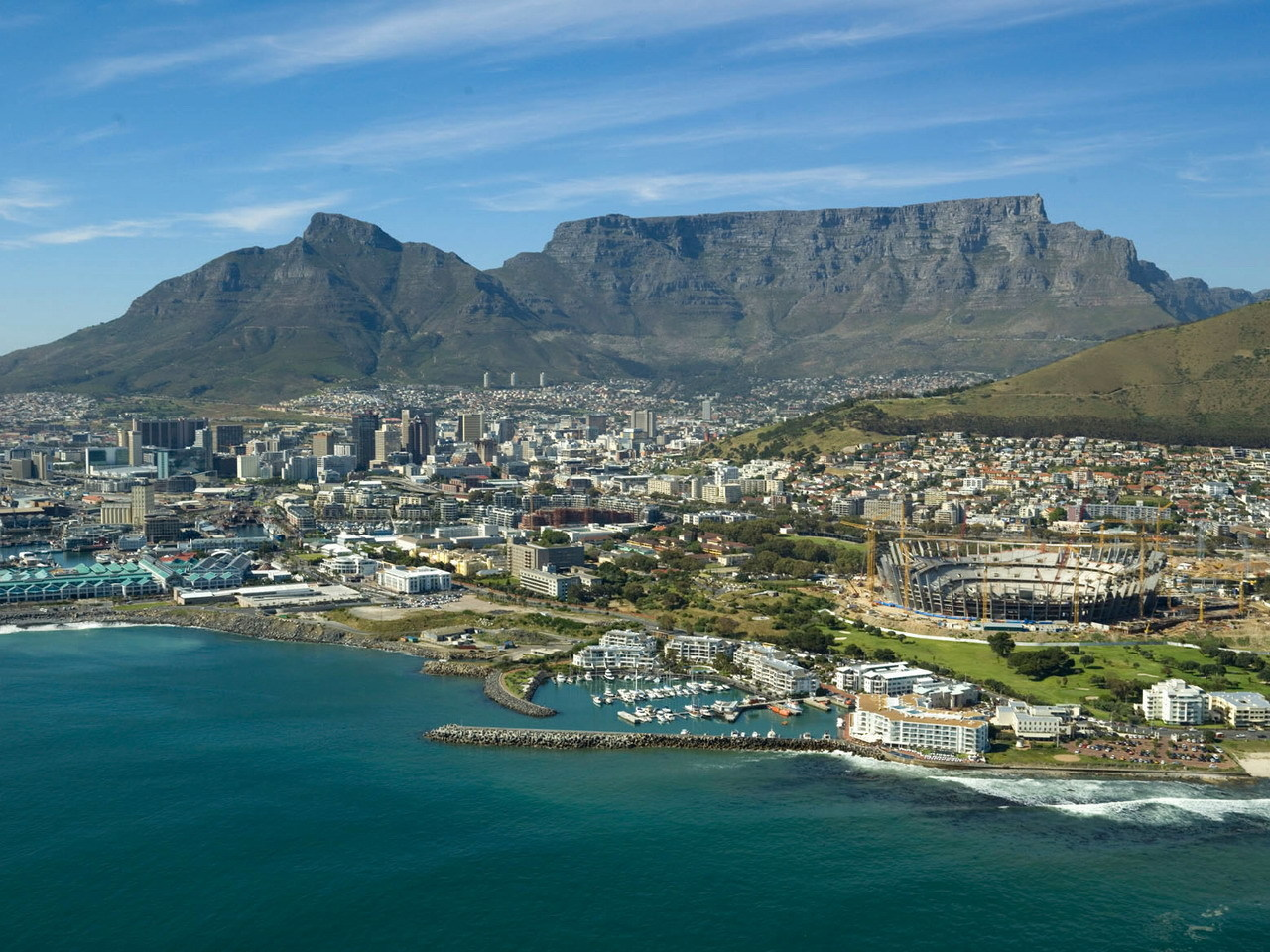 Cape Town, Sud Africa