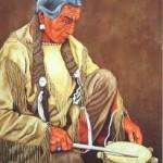 I tamburi degli Indiani d'America