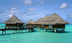 10 fughe romantiche – Bora Bora