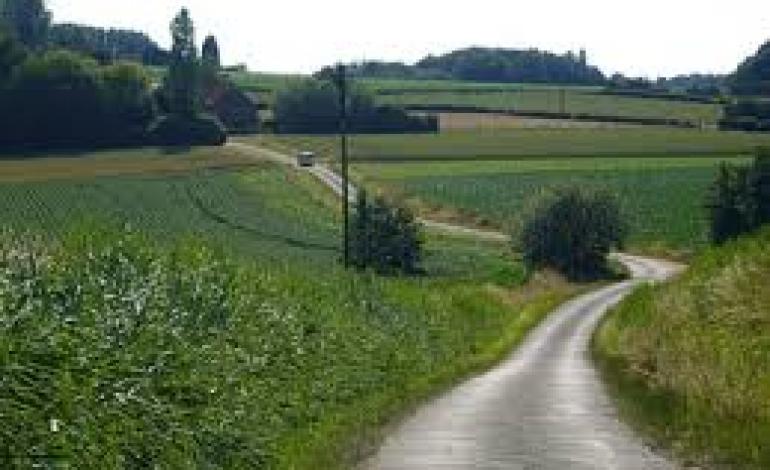 Camminare in Francia