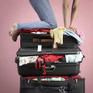 5 consigli per preparare la valigia