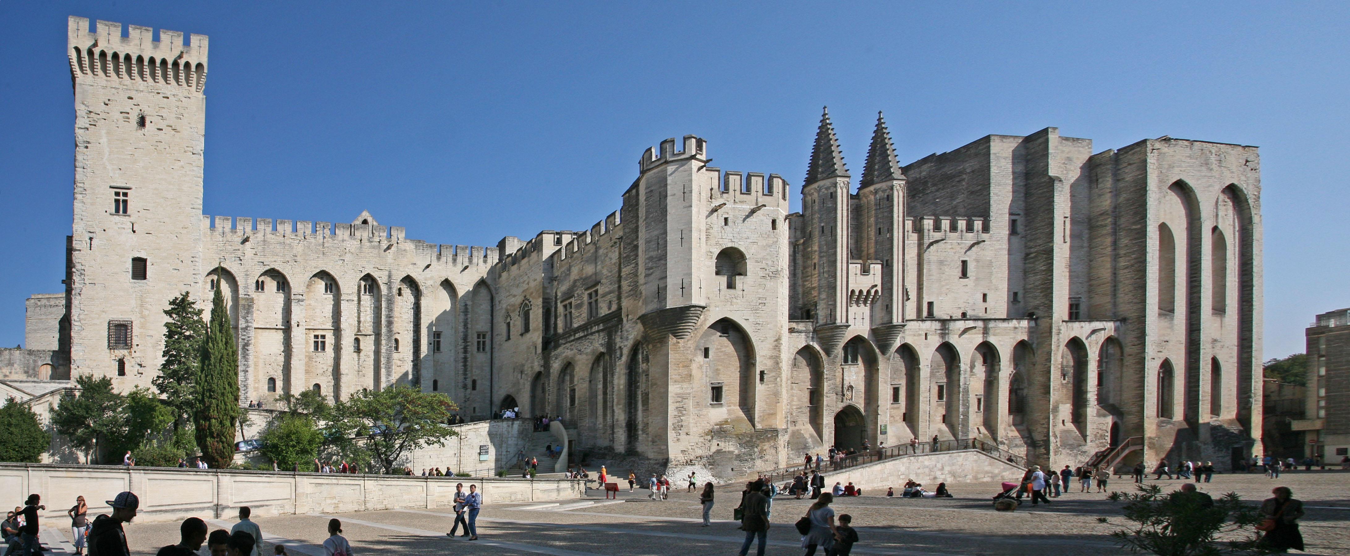 Il clima ad Avignone ad Aprile
