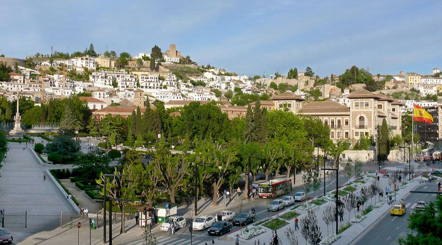 Granada Vista Panoramica