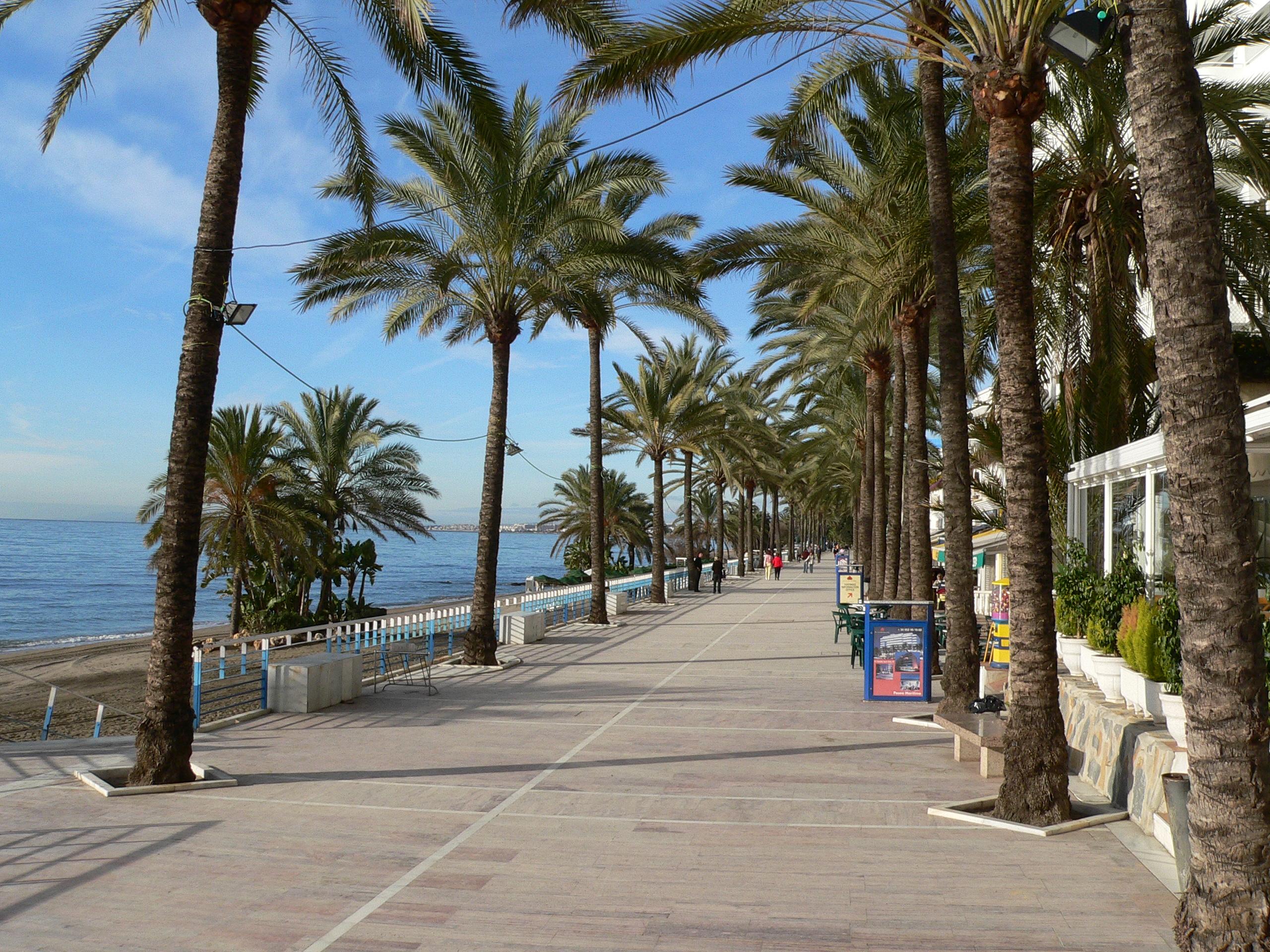 Marbella. Malecón1