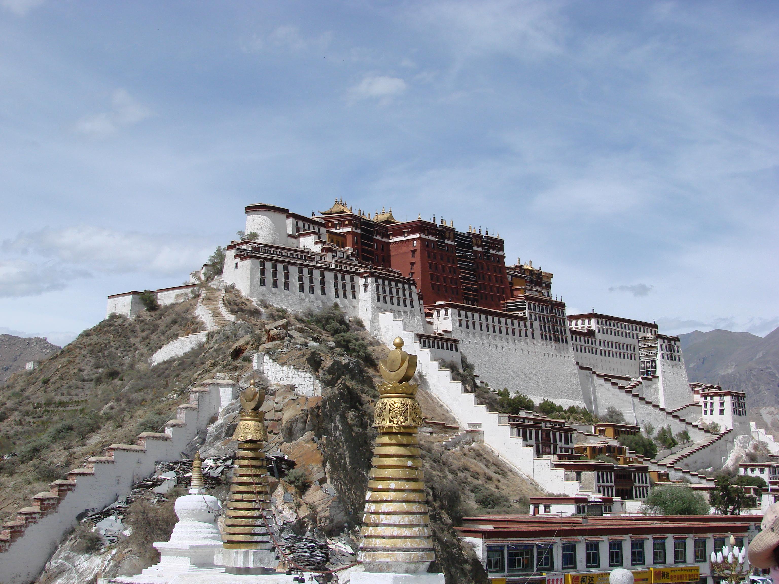Il Palazzo del Dalai Lama