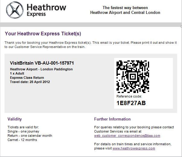 E-tickets: gli svantaggi