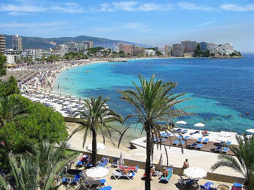 Spiaggia-di-Palma-di-Maiorca-Spagna