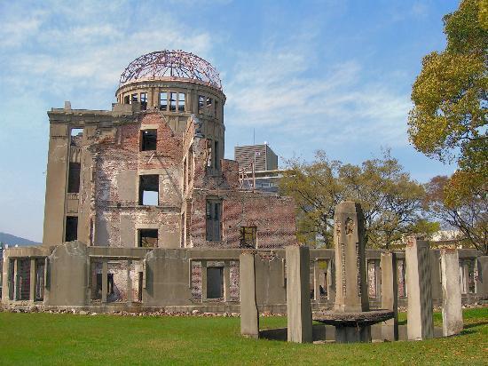 Hiroshima: la città rasa al suolo