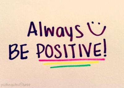 always be positive 35161