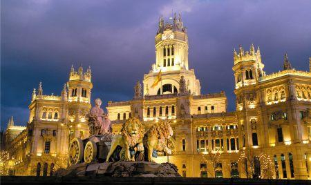 Il clima di Madrid a Giugno
