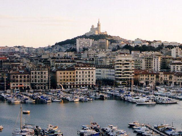 Il clima a Marsiglia ad Aprile
