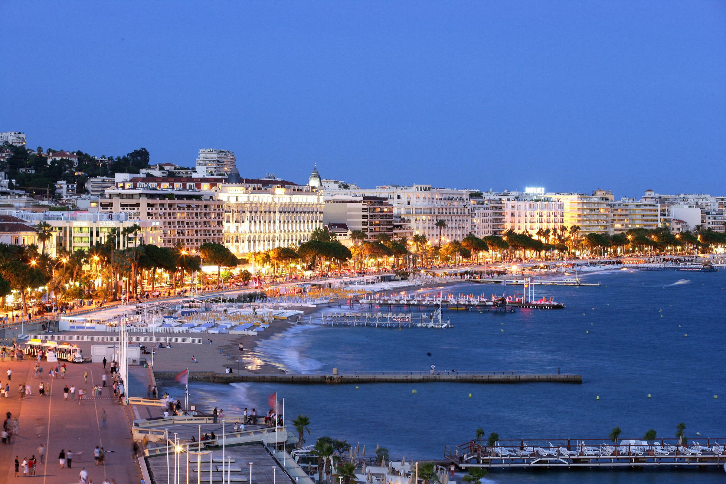 Che tempo fa a Cannes a Giugno