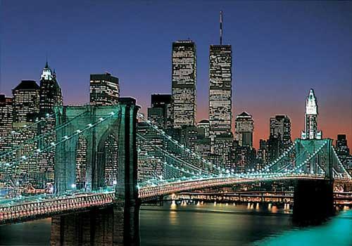 il ponte di brooklyn viaggiamo