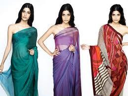 Come comprare un sari indiano