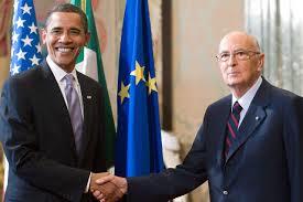 Il Presidente Obama a Roma