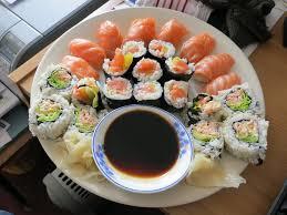 Informazioni sul sushi