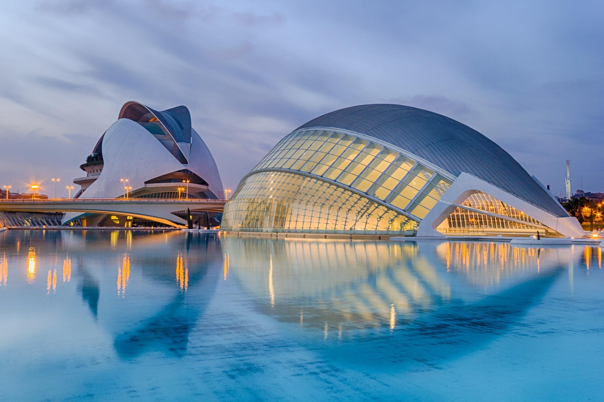 Tempo ad Aprile a Valencia