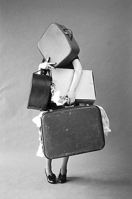 Una sola valigia