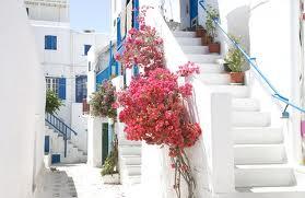 La primavera in Grecia