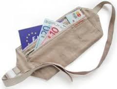 Come tenere i soldi al sicuro quando viaggi
