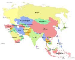 Dove andare in Asia