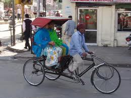 I trasporti in India