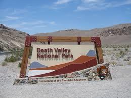 Il tour della Death Valley