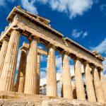 Gli dei dell'Olimpo nella mitologia greca