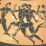 Le Olimpiadi della Grecia