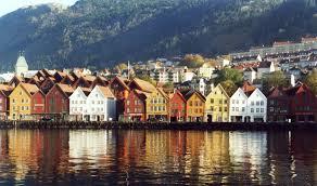 Come viaggiare da Copenhagen a Bergen