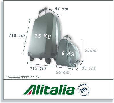 Quali sono misure bagaglio a mano alitalia viaggiamo - Easyjet cosa si puo portare in aereo ...