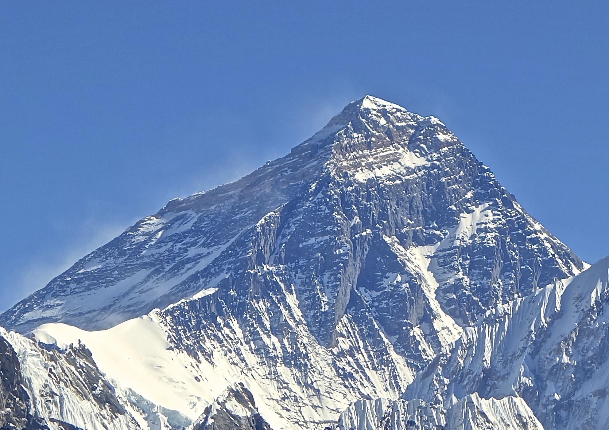 Come scalare il Monte Everest