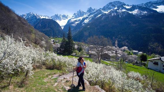 Itinerari trekking storico La ViaSett