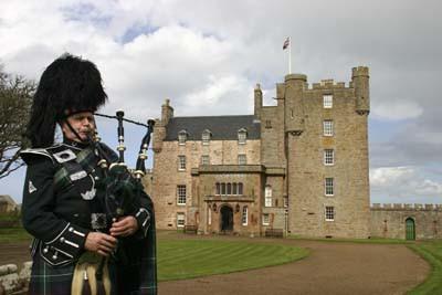 Il Castello di Mey in Scozia