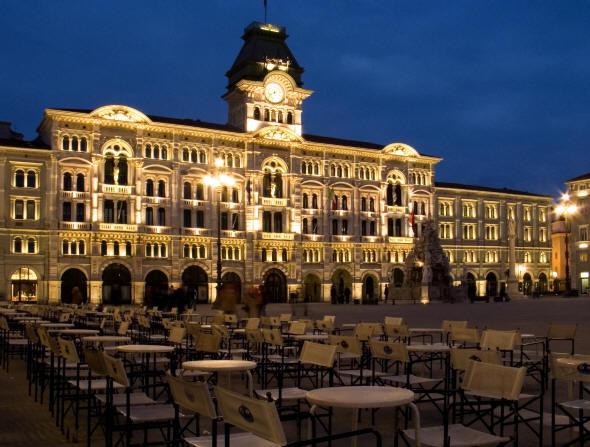 Week end a Trieste