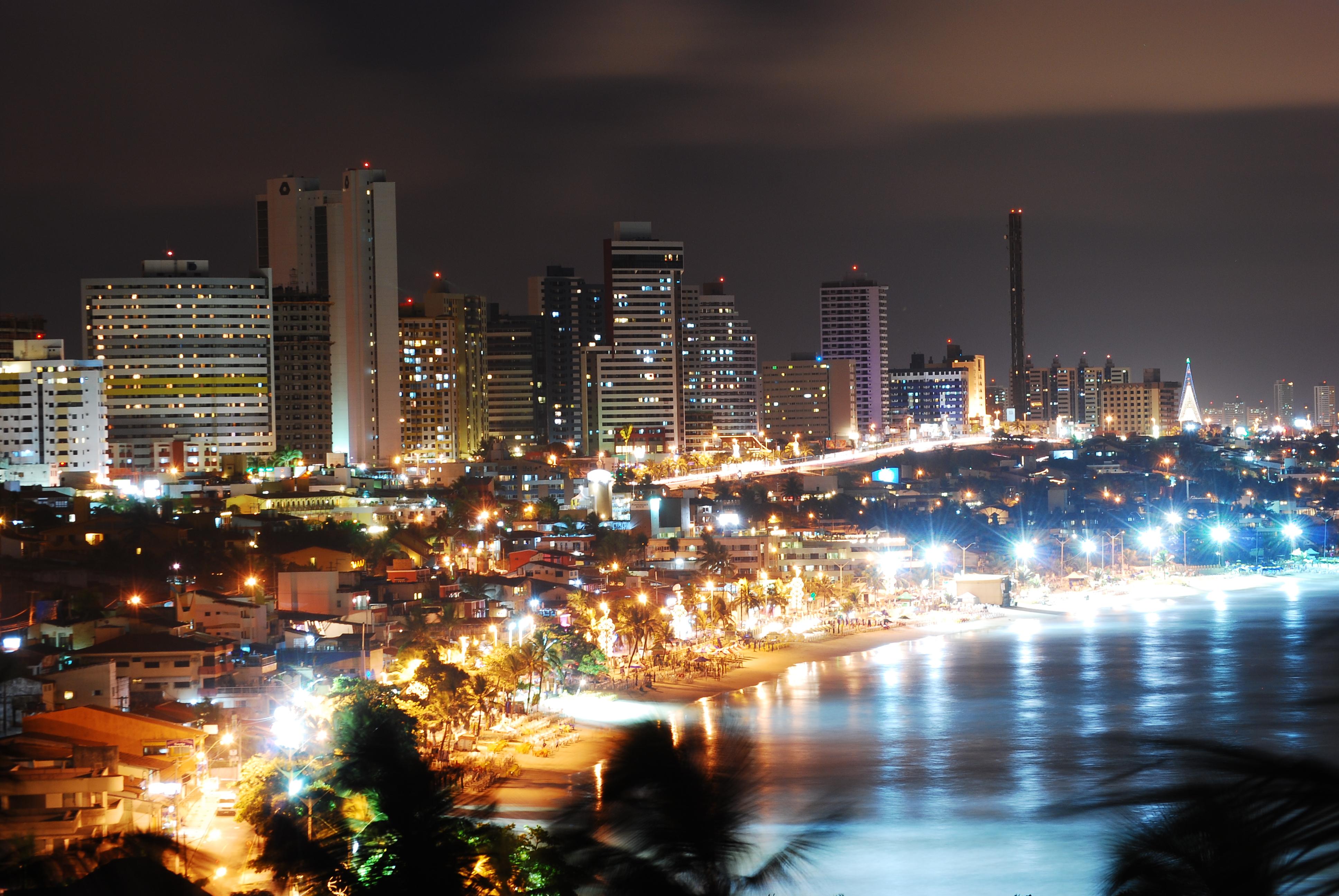 Natal RN Brasil   Ponta Negra