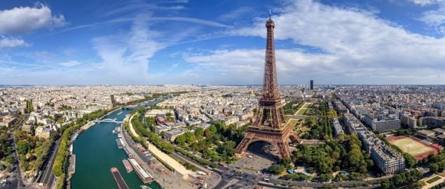 Le capitali della moda: Parigi