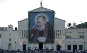 La tomba di Padre Pio: San Giovanni Rotondo