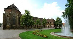 Il Museo Unterlinden, Colmar