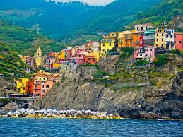 Le Cinque Terre, una perla della Liguria