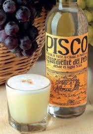 Il pisco, la bevanda tipica cilena