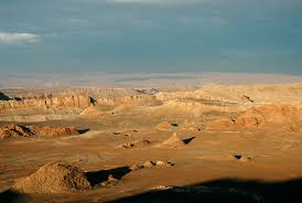 Il deserto dell'Atacama