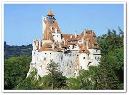 Il castello di Bran