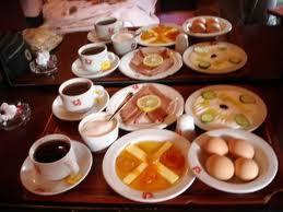 La colazione israeliana