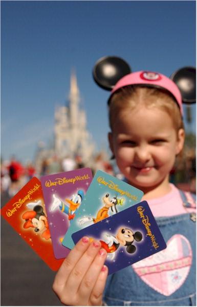 Prezzi dei biglietti d'ingresso ai parchi Disney (da 6 a 10 giorni)