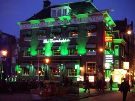 Bush Doctor Coffee Shop Amsterdam