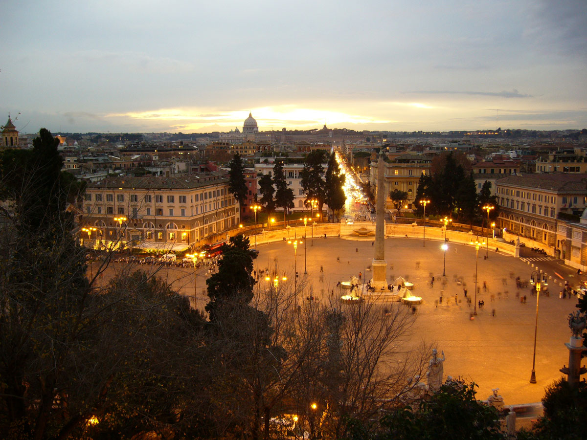 Posti romantici primo appuntamento Roma