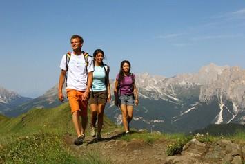 Escursioni con bambini in Val di Fassa