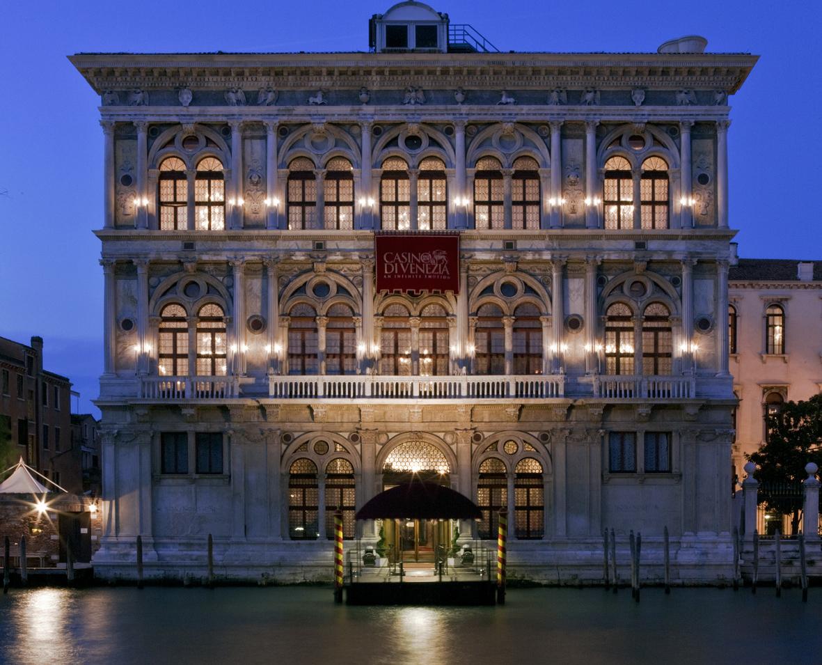 Dress code casino venezia